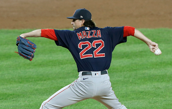 Right-Hander Chris Mazza to Make First Career Start for Red Sox on Sunday Night