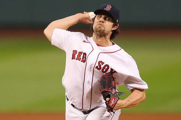 Former Red Sox right-hander Robert Stock claimed off waivers by Cubs