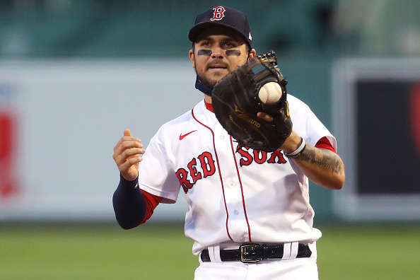Late Rally for Red Sox Falls Short in Yet Another Loss to Rays at Fenway Park