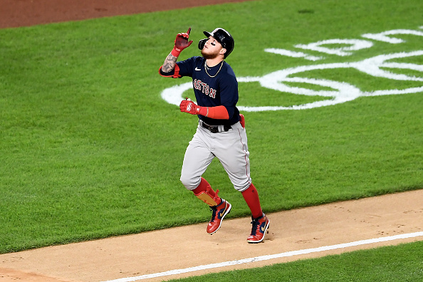 With Struggling Red Sox, Former Dodgers Outfielder Alex Verdugo Is in Uncharted Territory