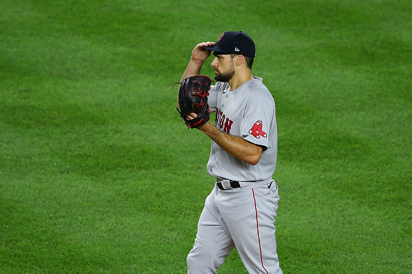 Nathan Eovaldi Surrenders Three Home Runs as Red Sox' Struggles Against Yankees Continue in 11-5Loss