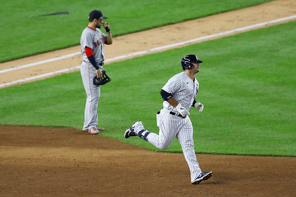 Red Sox Manage to Hold Yankees to Just Four Runs but Can't Get Offense Going in Seventh ConsecutiveLoss