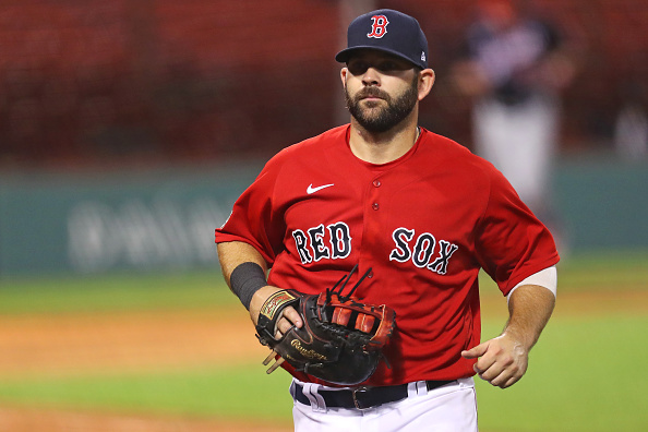 Red Sox Trade Mitch Moreland To Padres in Exchange for Prospects  Hudson Potts, JeissonRosario