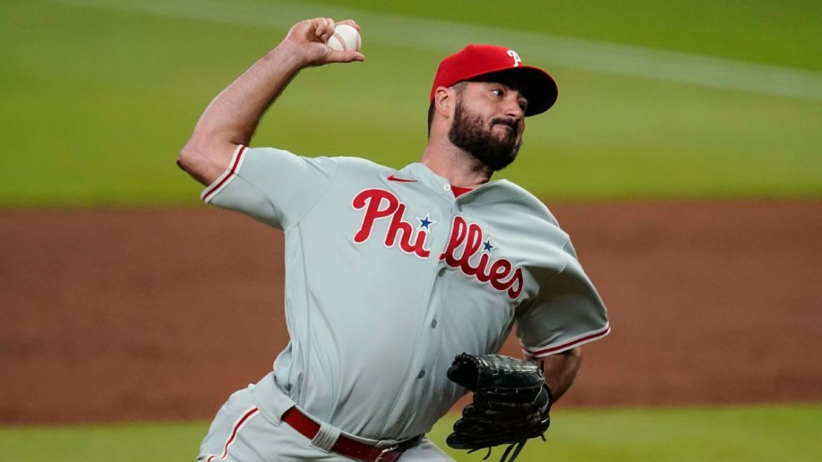 Former Red Sox Closer Brandon Workman Suffers Blown Save, Loss in Phillies Debut