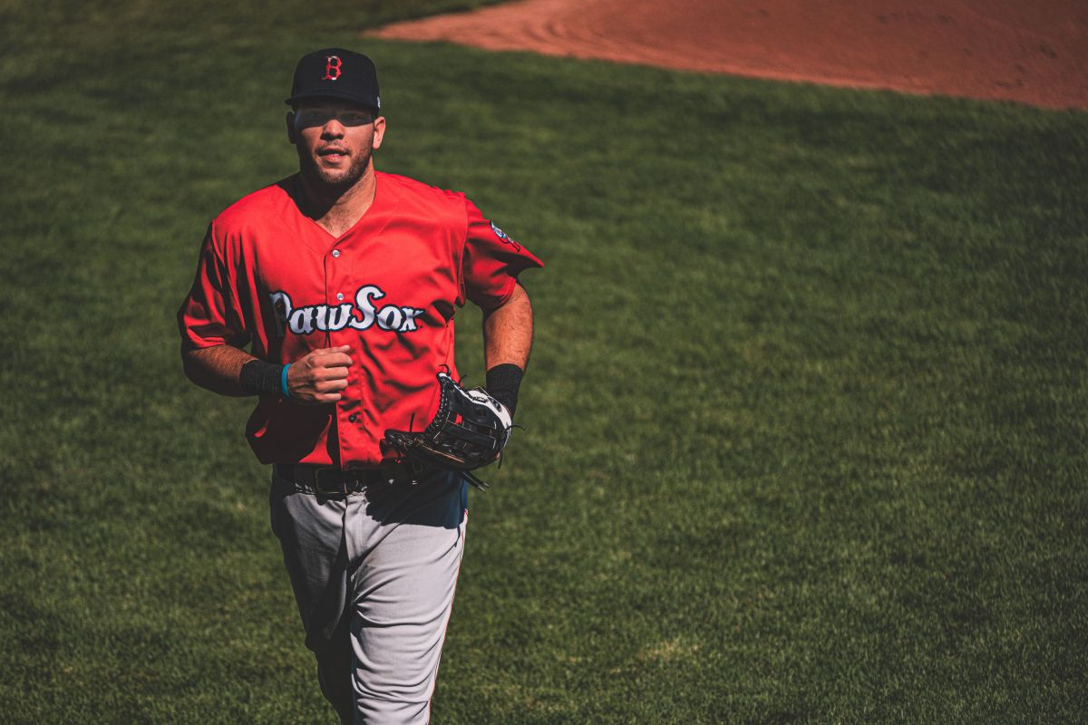 Red Sox Prospect Hudson Potts Made Positive First Impression in Pawtucket This Year, Has Chance To Be 'Interesting' Player in 2021