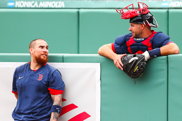 What Red Sox Do at Catcher This Offseason Should Be Fascinating