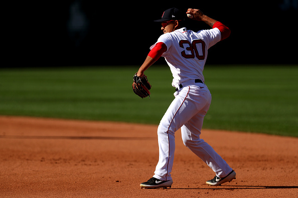 Tzu-Wei Lin, Zack Godley Among Five Players Outrighted From Red Sox' 40-Man Roster