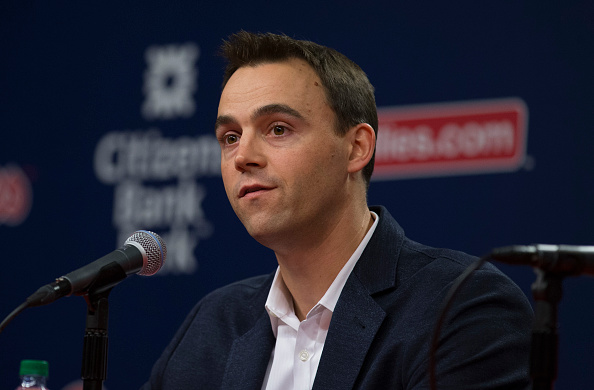 Medfield Native Matt Klentak Steps Down as Phillies General Manager