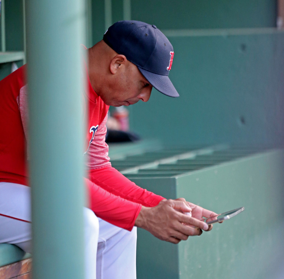 The latest on the Red Sox' managerial search
