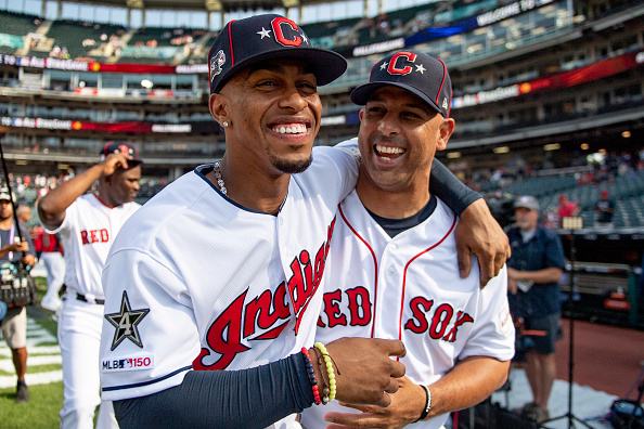 New Mets star Francisco Lindor grew up watching Red Sox 'a lot' in Puerto Rico; Could Boston be in play for shortstop's services next winter?