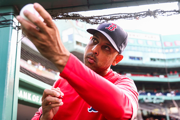 Red Sox Officially Re-Introduce Alex Cora as Manager