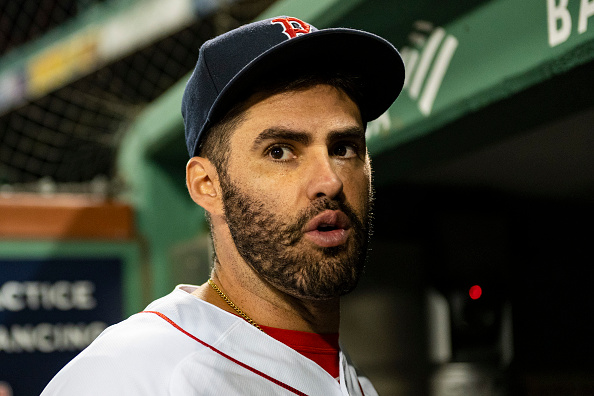 Red Sox slugger J.D. Martinez will not be opting out of final two years of contract