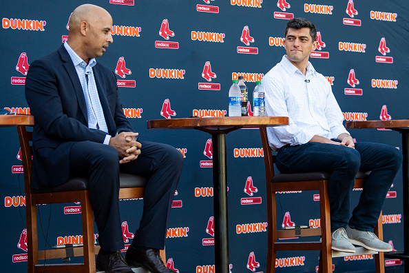 Chaim Bloom felt Alex Cora was 'right choice' for manager in order to move Red Sox forward