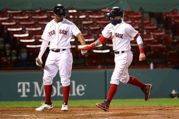 Red Sox' Alex Verdugo, Xander Bogaerts finish 12th and 17th in American League MVP voting