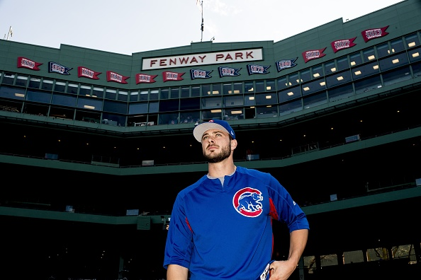 Red Sox and Cubs talked Kris Bryant trade over the summer, per report