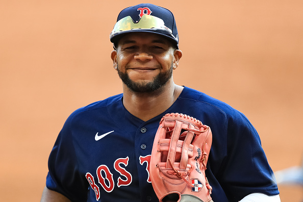 Red Sox re-sign outfielder César Puello to minor-league contract, per report