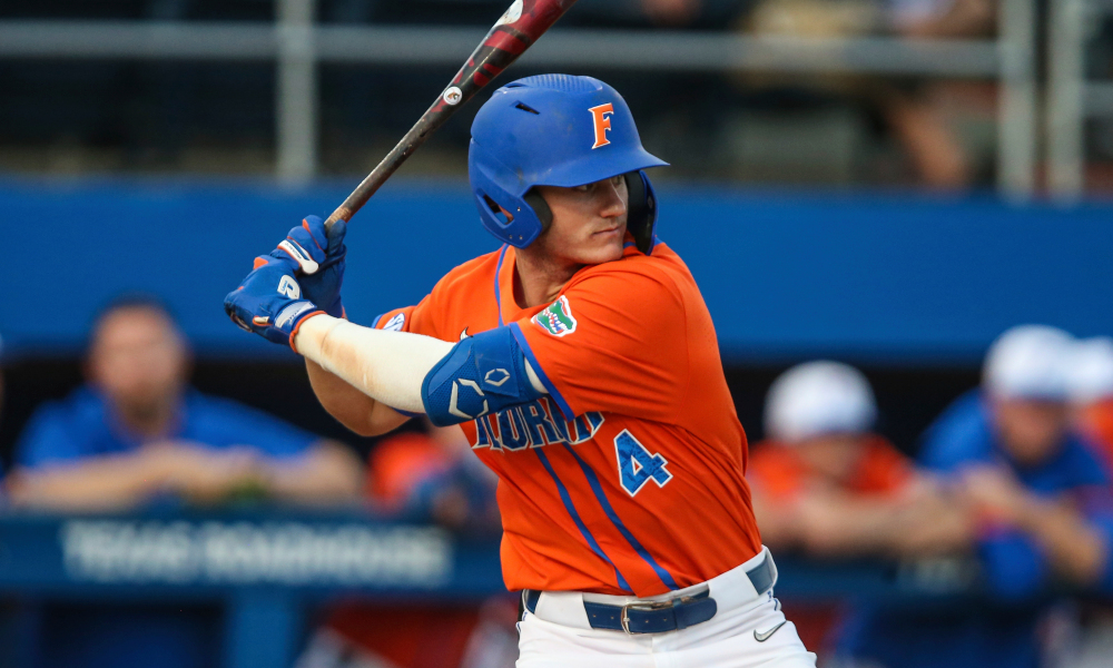 Potential Red Sox draft target, University of Florida outfielder Jud Fabian a name to watch as college baseball season kicks off Friday