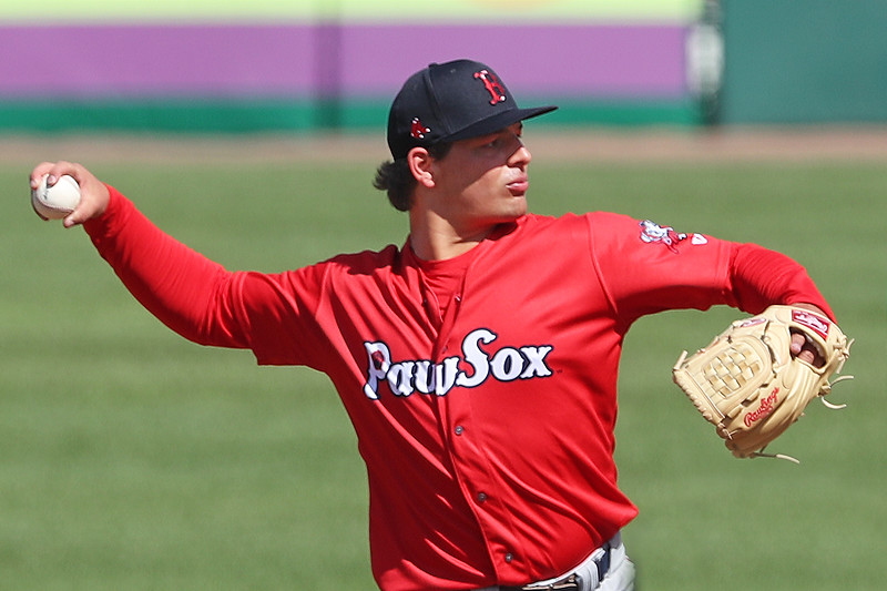 Chaim Bloom explains what went into Red Sox taking infielder Nick Yorke with top pick in 2020 MLB Draft