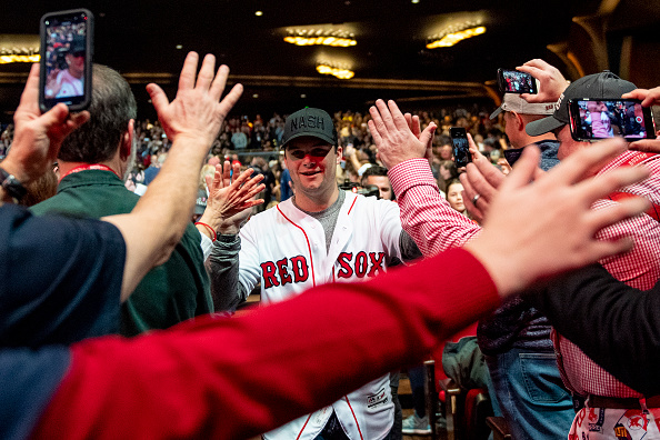 New Podding the Red Sox episode: Andrew Benintendi trade rumors, Corey Kluber's market, and missing Winter Weekend this year