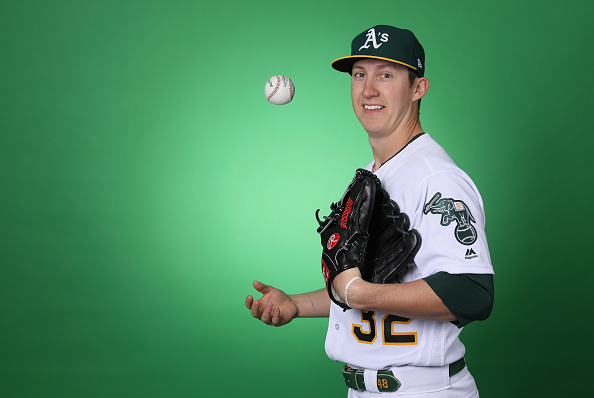 Red Sox sign former Athletics right-hander Daniel Gossett to minor-league deal, per report