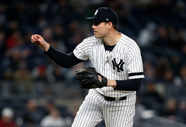 What the Adam Ottavino trade means for the Red Sox' 40-man roster