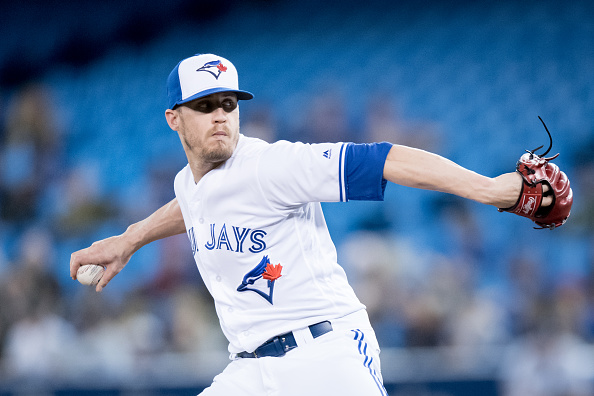 After missing out on Tommy Kahnle, could Red Sox pursue former Blue Jays closer Ken Giles in free agency?