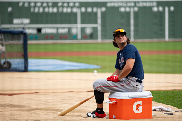 Red Sox trade involving Andrew Benintendi 'could happen soon,' per report