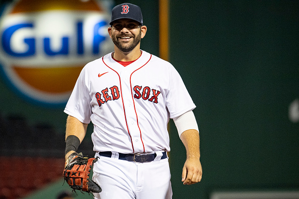 Red Sox 'have had some talks' with free-agent first baseman Mitch Moreland about potential reunion, perreport