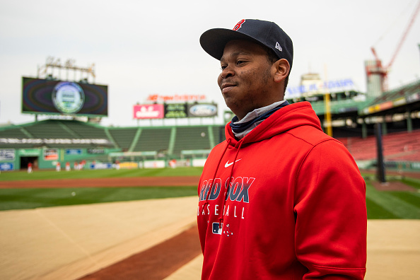 Red Sox have yet to talk to Rafael Devers about long-term contract extension, third baseman's agent says