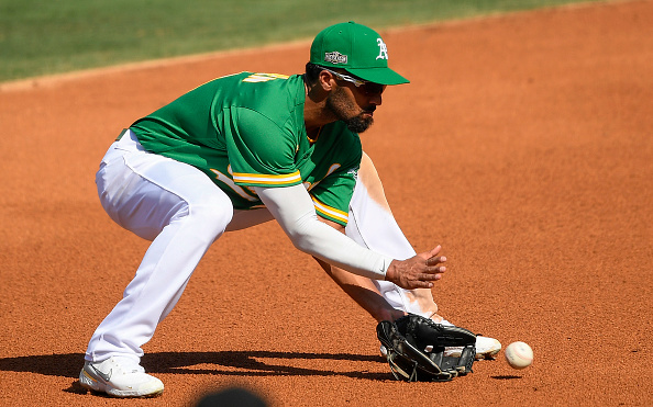 Red Sox among clubs that have 'been involved to some extent in negotiations' with free-agent infielder Marcus Semien, per report