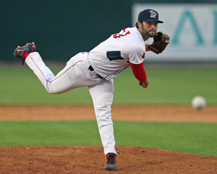 Red Sox pitching prospect Andrew Politi, a potential sleeper for 2021, receives invite to major-league spring training