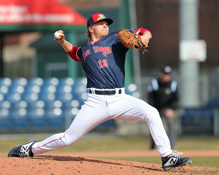Red Sox pitching prospect Durbin Feltman one of 22 non-roster invitees added to club's spring training roster