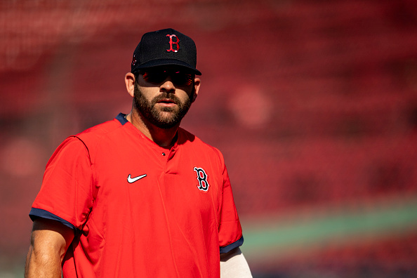 Former Red Sox first baseman Mitch Moreland agrees to one-year deal with Athletics, per report