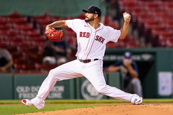 Red Sox make Martín Pérez re-signing official, designate right-hander Chris Mazza forassignment