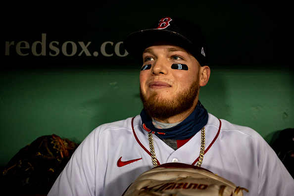 Red Sox' Alex Verdugo says Dodgers winning World Series was 'bittersweet' for him, calls Boston place 'where I was supposed tobe'