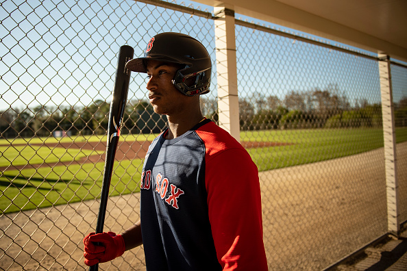 Top prospects Jeter Downs, Gilberto Jimenez included in second round of Red Sox spring rostercuts