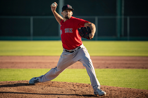 Nathan Eovaldi, Garrett Richards to start first two games of spring for RedSox