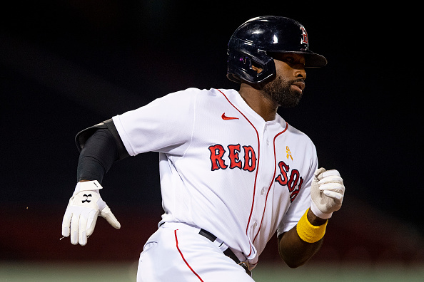 Red Sox free agency: Jackie Bradley Jr. in agreement with Brewers on two-year deal, per report
