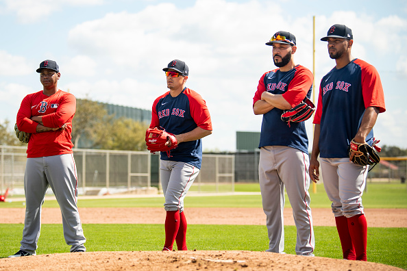 Red Sox' Alex Cora leaning on Kiké Hernández, Marwin González for more than just their versatility
