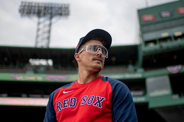 Red Sox' Kiké Hernández on playing for Alex Cora: 'It's an honor and I feel extremely proud to be playing for a Puerto Ricanmanager'