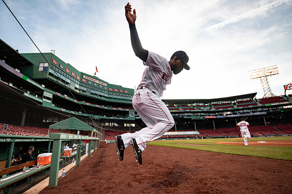 Former Red Sox outfielder Jackie Bradley Jr. officially signs with Brewers