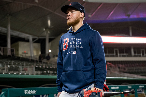 Red Sox' Alex Verdugo talks hitting out of the two-hole, moving around the outfield