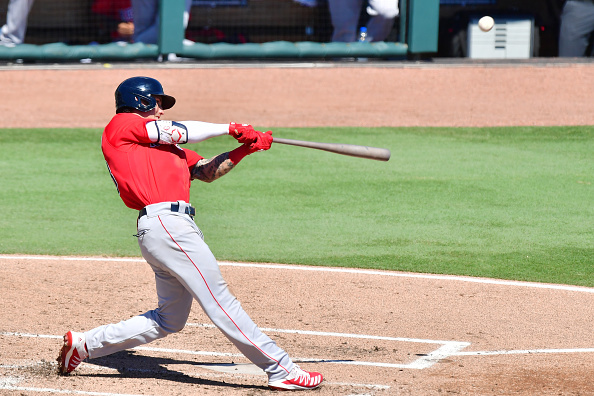 Jarren Duran homers once again for Red Sox as outfielder's impressive spring rolls on