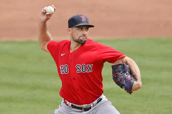 Red Sox' Nathan Eovaldi eclipses 100 mph 10 times in second start of spring: 'When he gets to the ballpark, everything is at fullspeed'