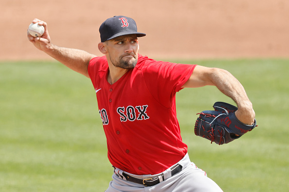 Nathan Eovaldi named Red Sox' Opening Day starter after Eduardo Rodriguez was scratched due to dead arm