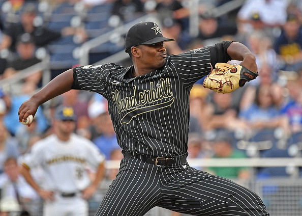 Could Red Sox take overpowering pitching prospect Kumar Rocker with No. 4 pick in 2021 MLBDraft?