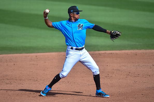 José Devers, cousin of Red Sox third baseman Rafael Devers, to make MLB debut forMarlins