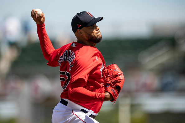 Red Sox place Eduardo Rodriguez on injured list; Alex Cora hopeful left-hander will be able to rejoin team 'sooner rather than later. And sooner is like next week'