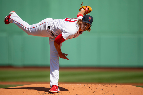 Garrett Richards struggles while Garrett Whitlock shines, but Red Sox still get swept by Orioles following 11-3loss