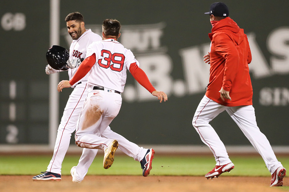 By taking series from Rays, Red Sox take step forward
